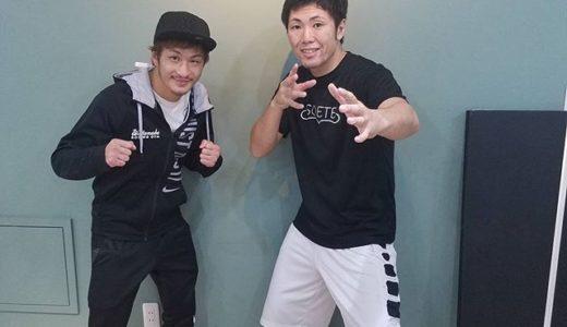 中山佳祐選手です!